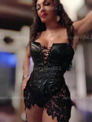 Ginger massage escort girl tescort